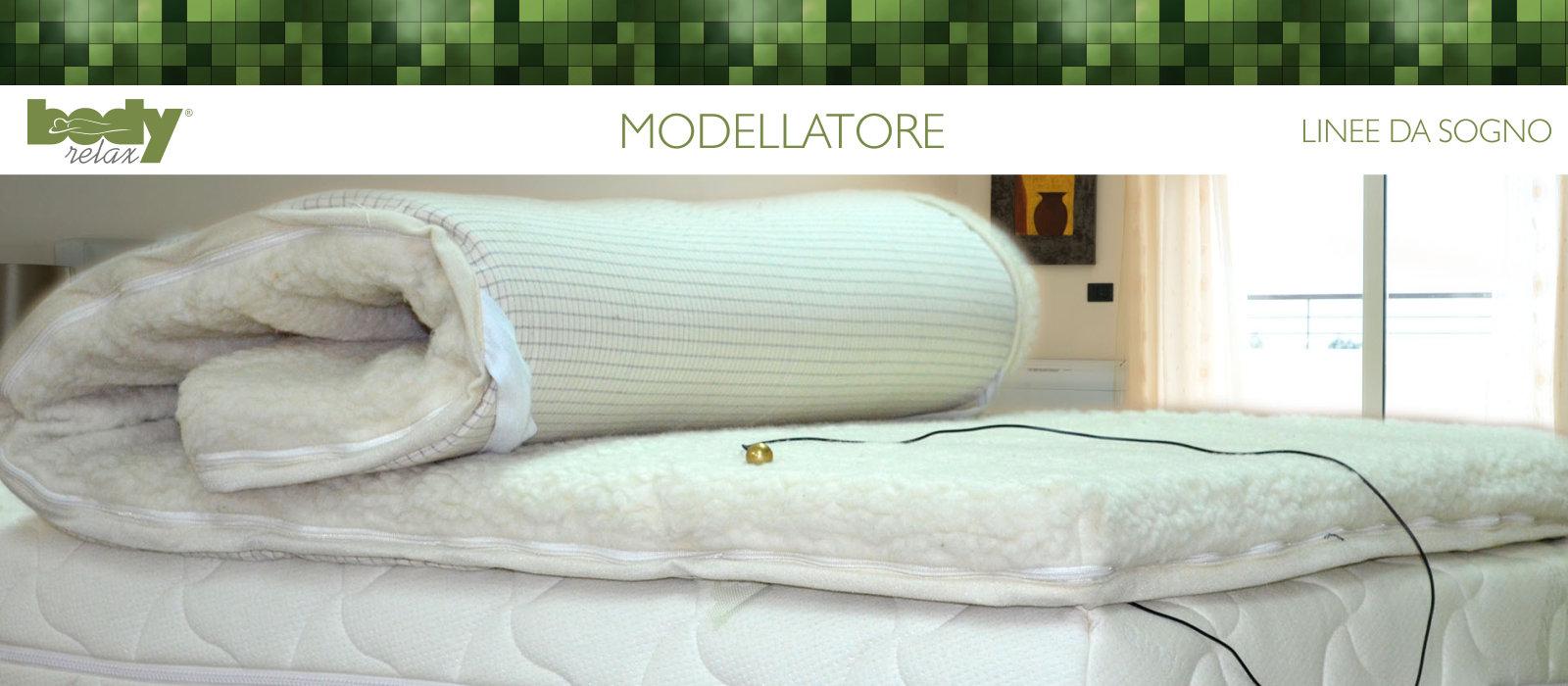 Body Relax Linee Da Sogno Modellatore Rivestito In Lana Merinos
